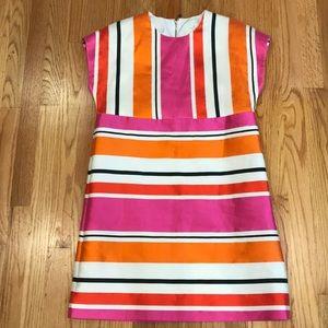 Kate Spade Madison Ave Stripe Dress